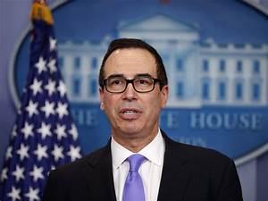 Treasury Secretary Mnuchin says goal is to pass tax reform ...