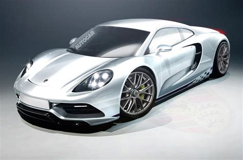 Porche Supercar by Porsche Working On New 458 Beating Supercar Autocar