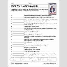 9 Worksheets That Will Teach Your Child About World War Ii  Teaching  Pinterest  Sopas De