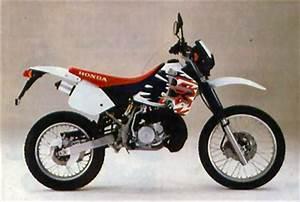 Honda 125 Crm : honda 125 crm 1995 fiche moto motoplanete ~ Melissatoandfro.com Idées de Décoration
