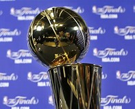Image result for Larry O'Brien Championship Trophy winners