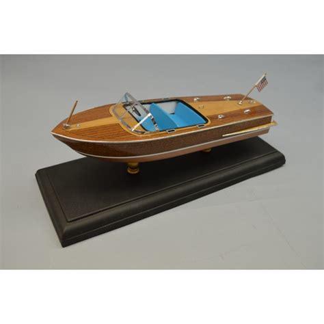 Chris Craft Wooden Boat Model Kits by Dumas 1956 Chris Craft 21 Laser Classic Models