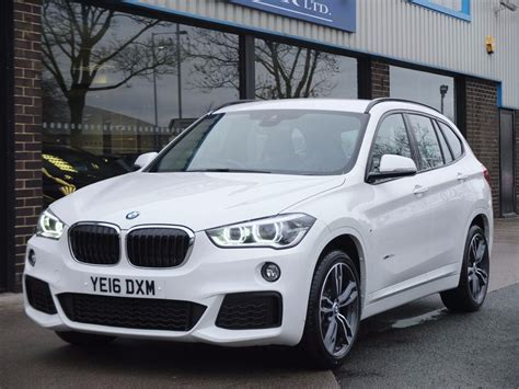 bmw x1 sport used 2016 bmw x1 xdrive 20d m sport auto for sale in west pistonheads
