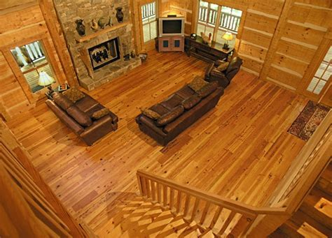 Southern Yellow Pine Flooring Mill Direct Solid Unfinished