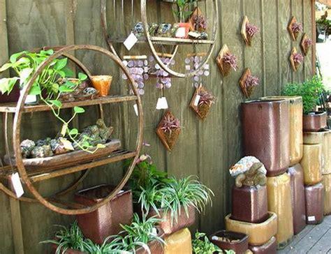 Garten Dekoration Holz by Garten Deko Ideen Selber Machen Nowaday Garden