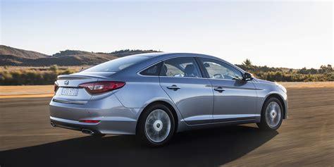 Sonata 2015 Review by 2015 Hyundai Sonata Review Caradvice