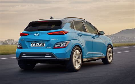 *price of $44,999 available on 2021 kona electric essential. 2021 Hyundai Kona Electric update revealed   PerformanceDrive
