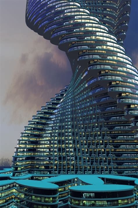 Twisting Architecture 2018,twisting Towers And Buildings 2018