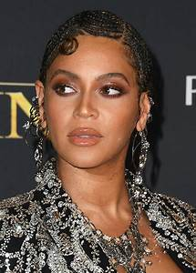 Beyonce wears ALL the crystals for Lion King premiere with ...