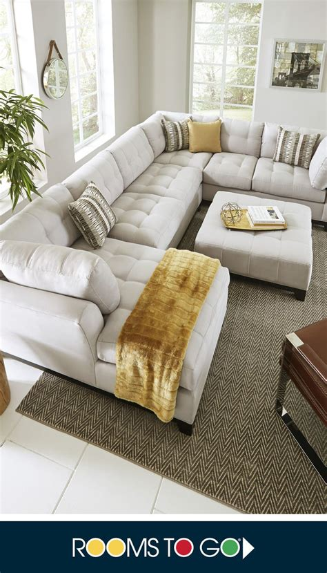 rooms to go chaise sofa 188 best lovely living spaces images on pinterest
