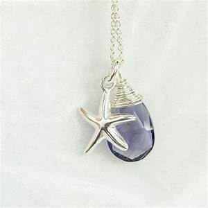 inspired jewelry necklace wire wrapped