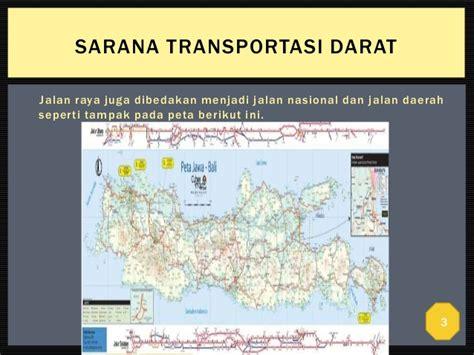 keunggulan lokasi  kegiatan transportasi