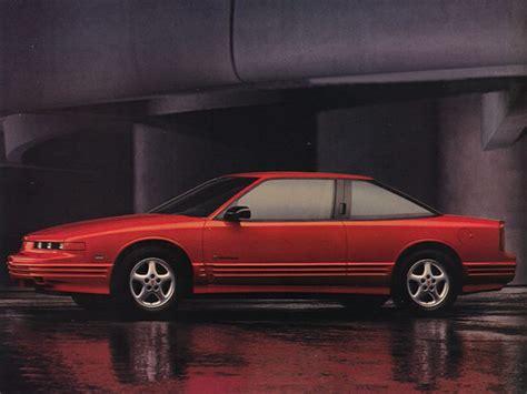 best car repair manuals 1995 oldsmobile cutlass supreme regenerative braking 1995 oldsmobile cutlass supreme overview cars com