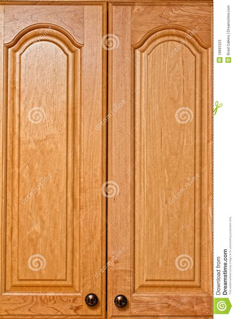 Renew Kitchen Cupboard Doors by Kitchen Cupboards Stock Photos Image 18691223