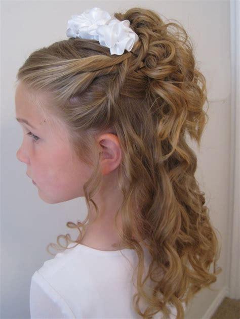 20 wedding hairstyles for kids ideas wedding little
