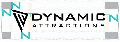 Dynamic Attractions Gray Background Horizontal Theaters Guidelines