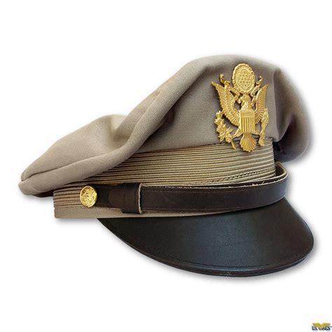 WWII USAAF Crush Cap