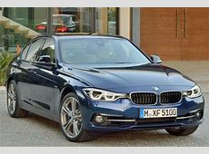 2016 BMW 3 Series Sedan NY Daily News