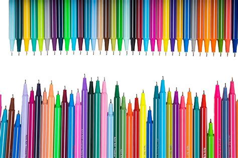 fine tip pens  top rated color sets reviewed