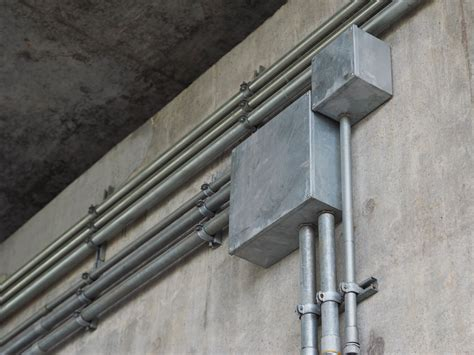 Electrical Installations Pull Box Sizing