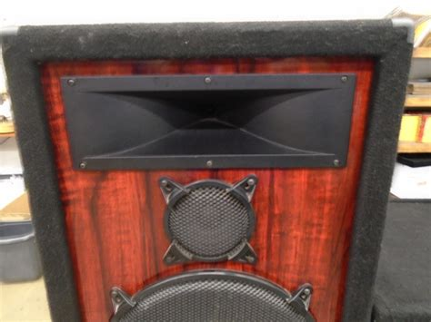 Pro Studio Speakers Techwood System Used/tested Local Pick