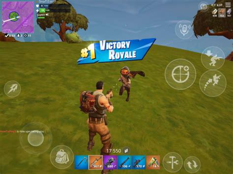 fortnite mobile win  omarjuly