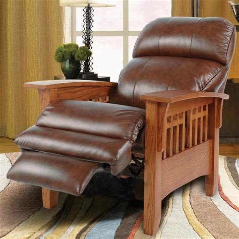La Z Boy Recliner Mechanism by Eldorado High Leg Recliner With Three Position Mechanism