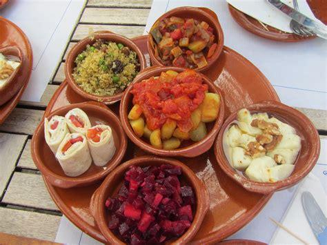 tapas andalucia spain foods 4onatrip