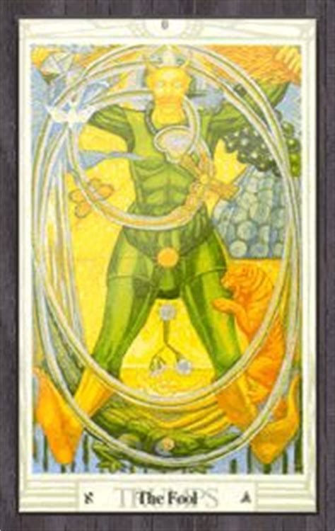 Thoth Deck The Fool by 1000 Images About Symbols And Tarot On