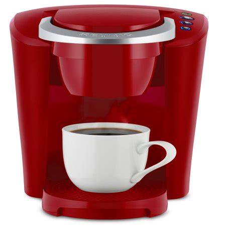 Keurig k250 single serve coffee maker at amazon excellent choice as an affordable. Keurig K-Compact Single-Serve K-Cup Pod Coffee Maker, Imperial Red - Walmart.com