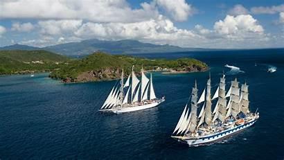 Clipper Royal Star Sailboats Ships Wallpapers Desktop