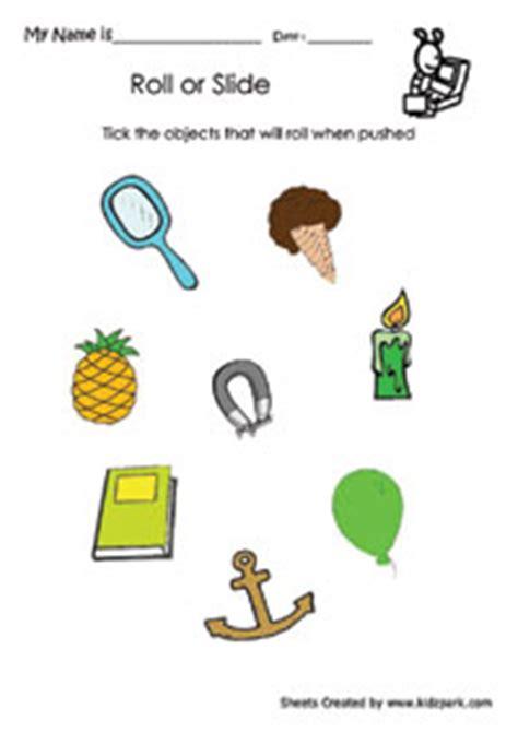 activity sheet  kindergarten  tick  object
