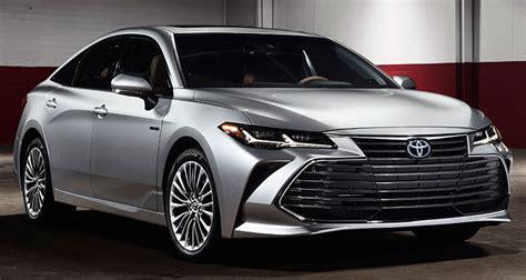 2019 Toyota Avalon Preview Reviewfoxx
