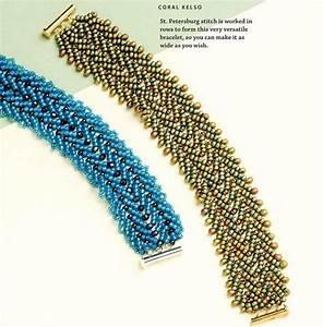 434 best Beadweaving~ Bracelets 3 images on Pinterest ...