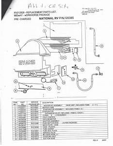 Spec Sheets  Evans Tempcon  Replacement Part Diagrams