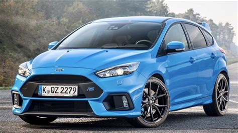 Ford Focus Redesign by 2019 Ford Focus Rs Review Specs And Release Date Car