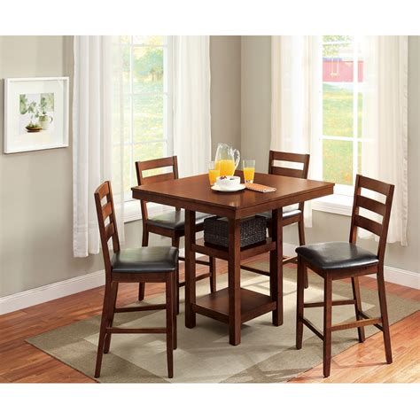 walmart glass dining room table dining room tables at walmart alliancemv