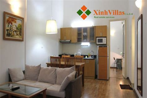 Nice View Apartment With 1 Bedroom For Rent In Kim Ma, Ba