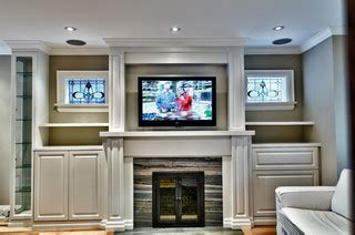 traditional kitchen sinks wall unit traditional family room toronto by 2906