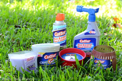 Cutter Insect Repellent Giveaway