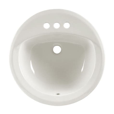 home depot sinks canada american standard rondalyn self bathroom sink in