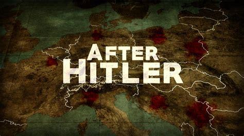 hitler yesterday channel