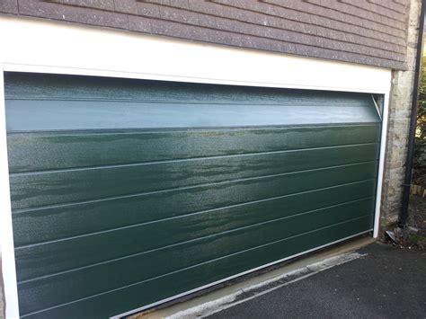 garage doors sectional roller retractable canopy earby door services lancashire