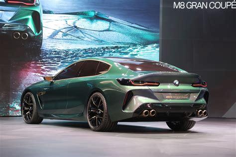 Top Bmw Designer Talks M8 Gran Coupe Future Styling