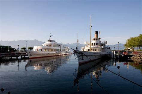 Lake Geneva Boat Tours Lausanne by Swiss Cruises On Lake Geneva