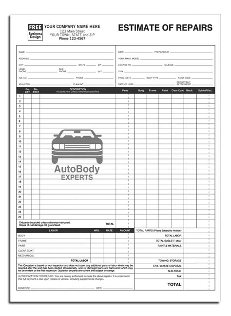 anchorsidecom carbonless form templates