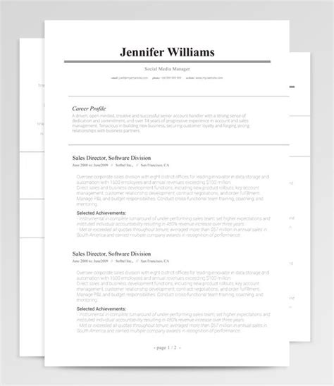 Traditional Resume Template Free by Traditional Resume Template List Best Resume