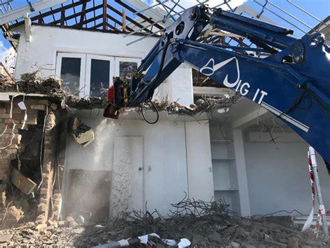 demolition asbestos removal dig  sydney