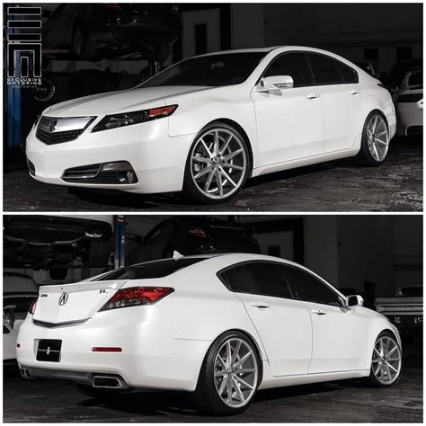acura tl wheels acura tl lowered on 20 inch vossen vfs1 wheels need a