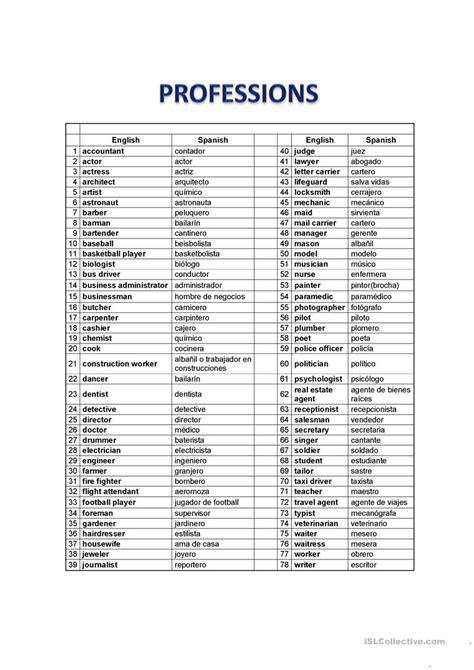 printable worksheets for speakers
